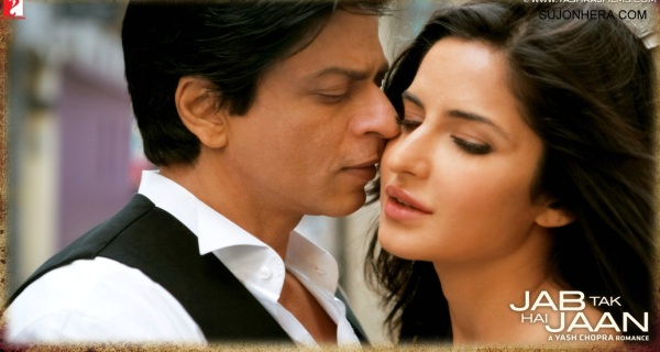 Jab Tak Hai Jaan-Shahrukh Katrina Anushka new movie HD Wallpapers