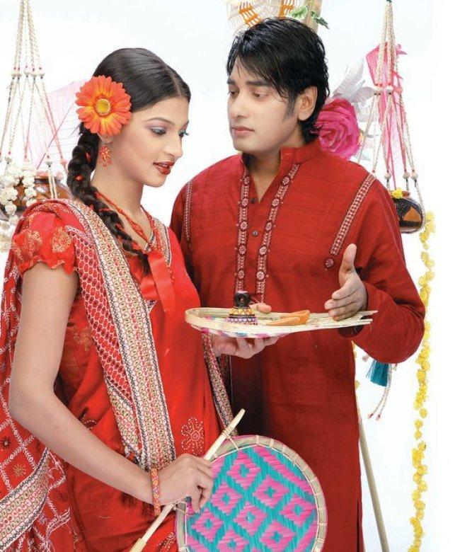 Ananta-Barsha: Romantic Couple Biography and Photo Wallpapers