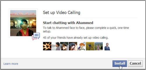 HOW TO SET UP FACEBOOK VIDEO CHAT