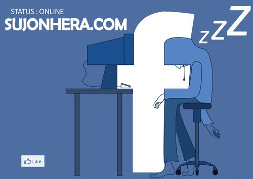 ALWAYS ONLINE IN FACEBOOK SOLUTION
