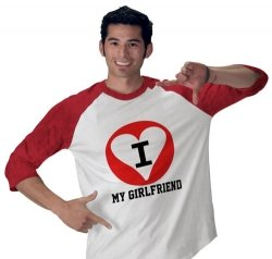 T-SHIRT GIFT FOR VALENTINES DAY