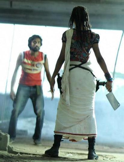 Parle Theka (2013): Joya Ahsan New Bangla Movie 5