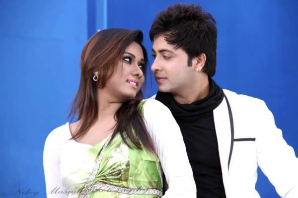 Shakib Khan and Bobby