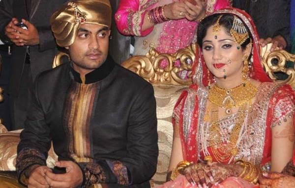 Tamim Iqbal Wedding/Marriage Photos With Ayesha Siddiqua