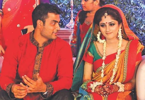 Tamim Iqbal Wedding/Marriage Photos With Ayesha Siddiqua