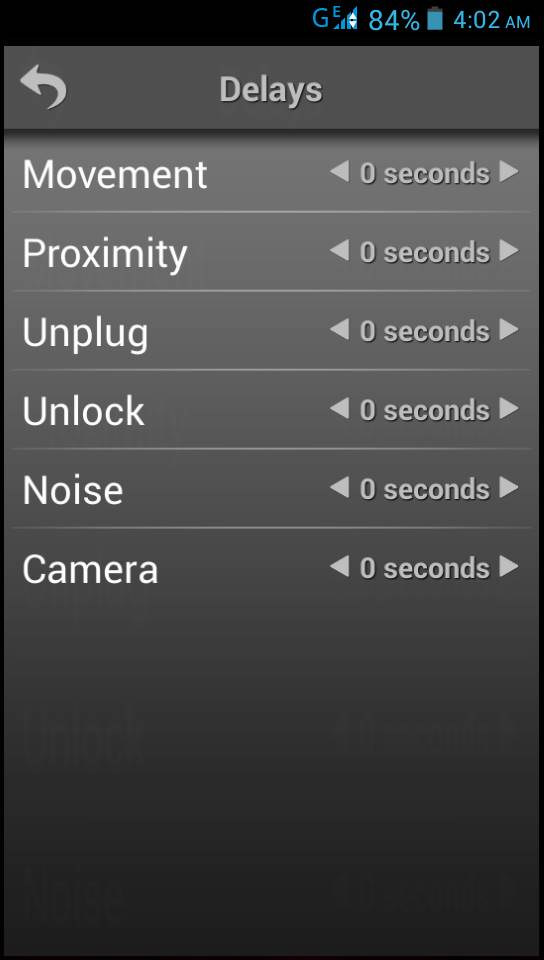 Alarm System: Catch Your Android Phone Thief Red Handed
