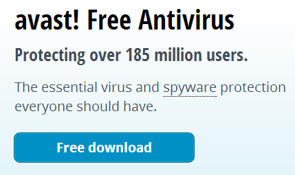 Avast! Free Antivirus: 1 Year Free Email Registration Process