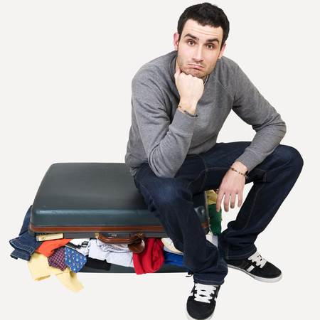 10 Tips To Pack A Travel Bag/Suitcase/Luggage Efficiently