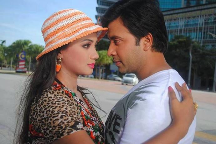 Faad-The Trap Shakib Khan-Achol Bangla Movie Preview & Photo