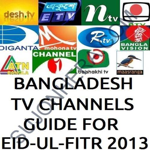 Eid-Ul-Fitr 2013 Bangladesh TV Programmes Download PDF