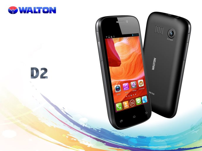 Walton Primo D2: Android Phone Full Specifications & Price