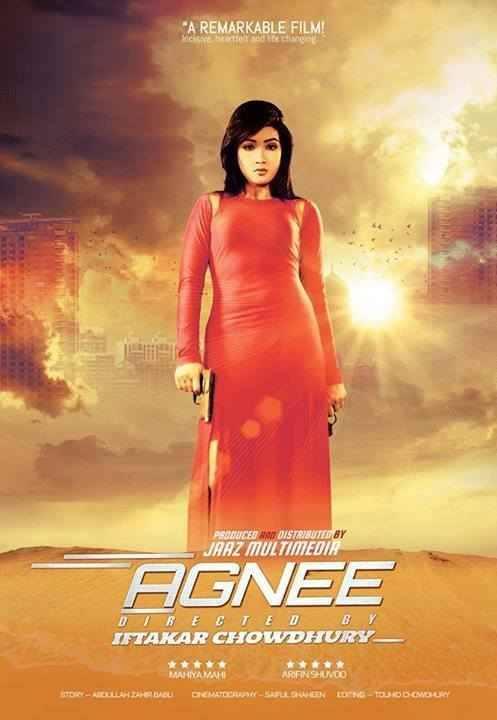 Agnee (2013): Arefin Shuvo-Mahiya Mahi Bangla Movie Preview