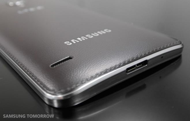 Samsung Galaxy Round: Curved Display Phone Specifications