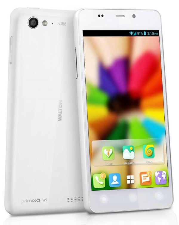 Walton Primo X2 Mini: Full Phone Specifications & Price