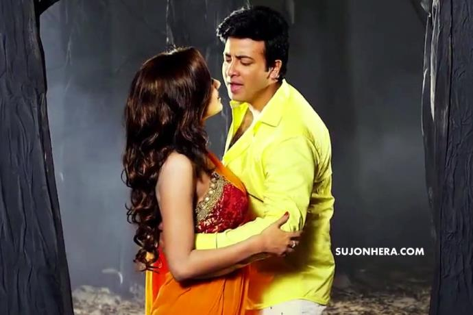 Rajotto (2014): Shakib Khan-Bobby Bangla Movie Photo Preview