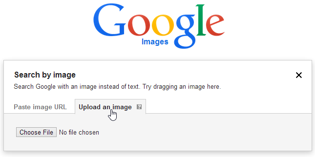 Google Image Search: Step by Step Procedure With Screenshots