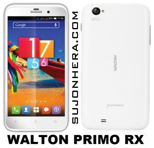Walton Primo RX: Full Android Mobile Phone Specifications