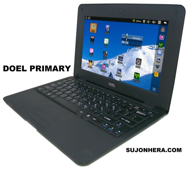 Doel Primary-2102 Laptop: Configurations, Updated Price in Bangladesh