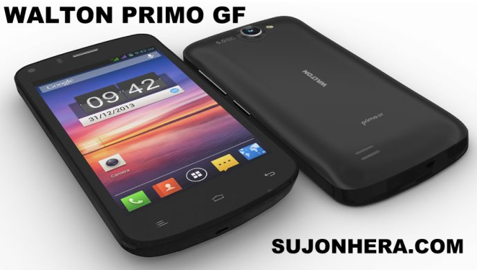 Walton Primo GF: Android Phone Full Specifications & Price