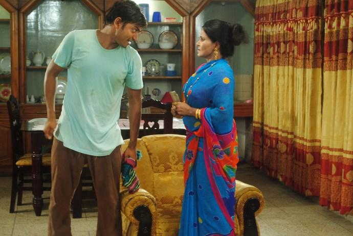 Dobir Saheber Songsar: Bappi Mahiya Mahi Bangla Movie