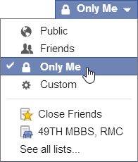 Facebook Privacy: How To Hide Facebook Friends List