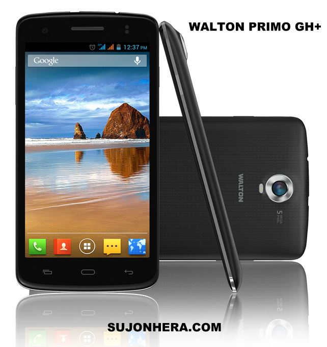 Walton Primo GH+: Android Phone Full Specifications & Price