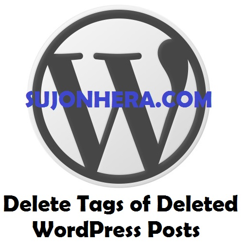How to Delete Tags of Deleted Posts in WordPress Site