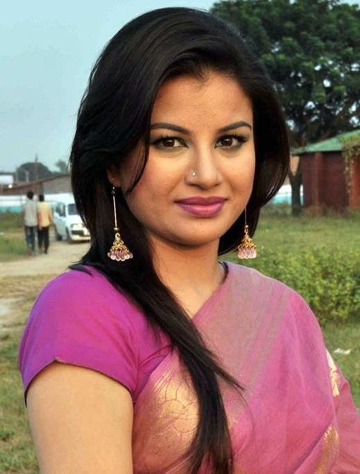 Farhana Nisho Hot BD Model News Presenter