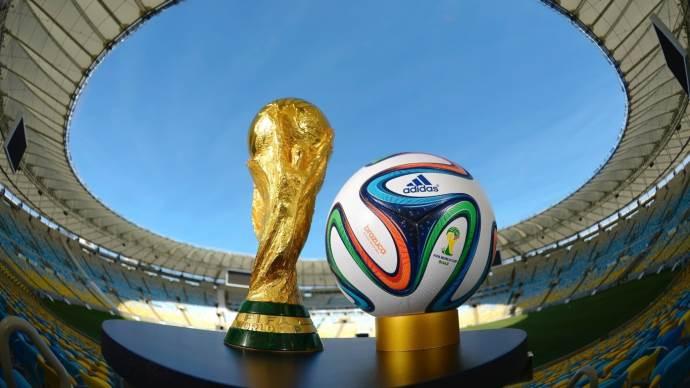 FIFA World Cup 2014 Top 10 Wallpapers