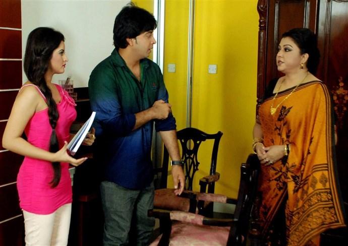Dhumketu Shakib Khan Pori Moni Bangla Movie