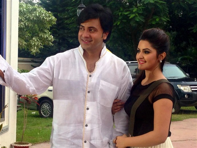Dhumketu Shakib Khan Pori Moni Bangla Movie