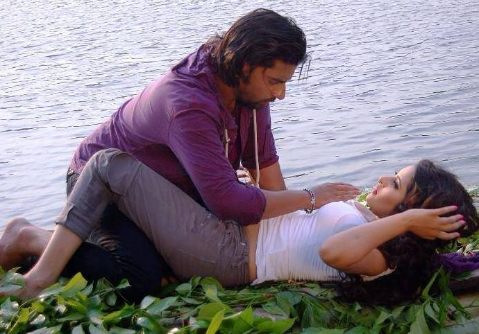 Innocent Love (2015) Pori Moni Bangla Movie