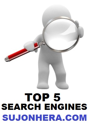 Top 5 Popular Search Engines To Search Anything