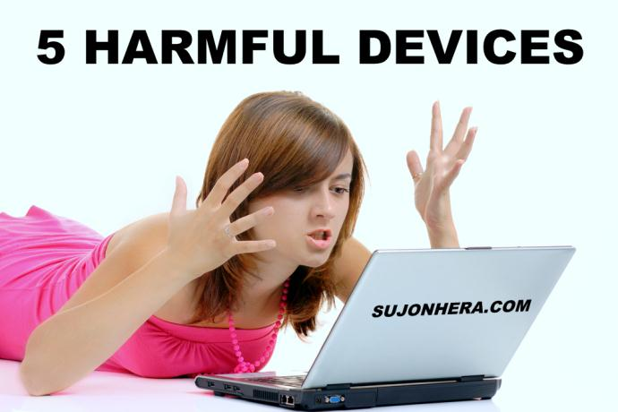 10 Electronic Devices That May Harm Your Career