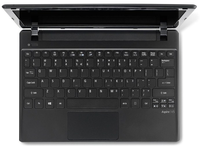 ACER ASPIRE V5-131 INTEL CELERON 1007U BLACK