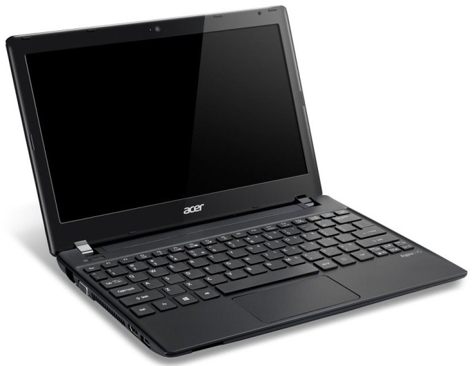 ACER ASPIRE V5-131 INTEL CELERON 1017U BLACK