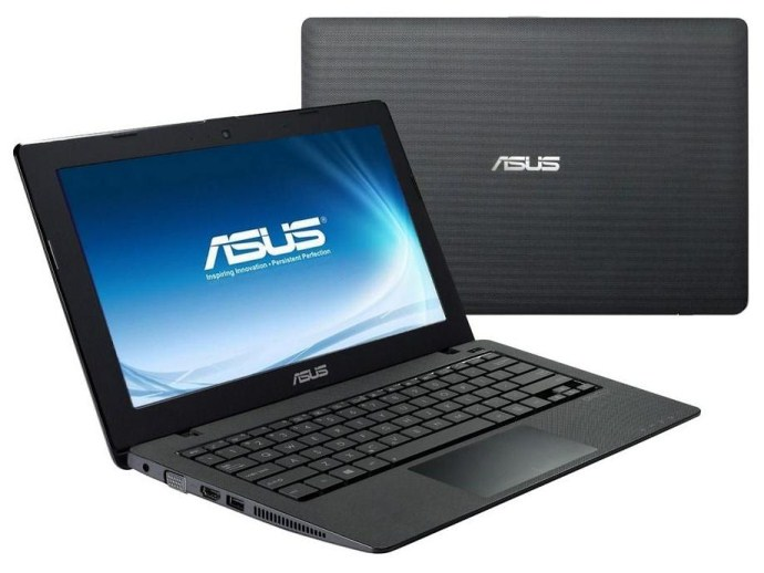 ASUS X200MA INTEL CDC N2815 BLACK BLUE RED