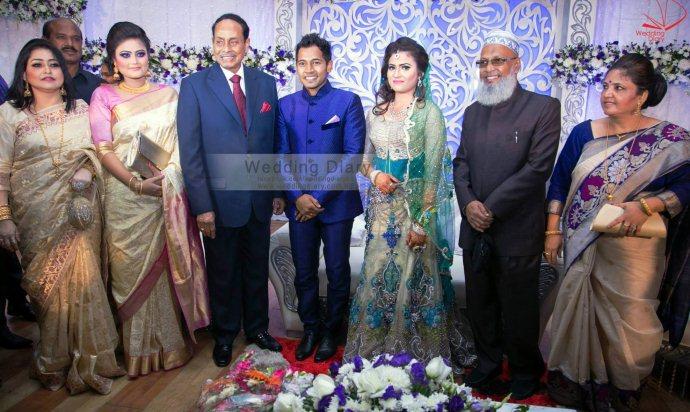Ershad, Mushfiqur Rahim & Jannatul Kefayat Mondy