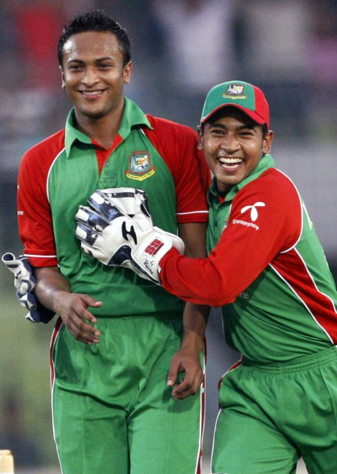 Shakib Al Hasan Wallpaper Photos High Quality (ODI Version)