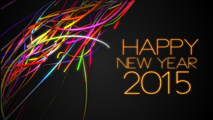 Happy New Year 2015 HD Photo Wallpapers