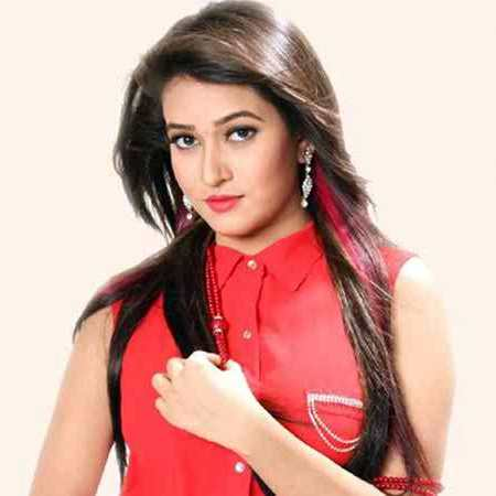 Naznin Akter Happy Photo Bangladeshi Model Actress