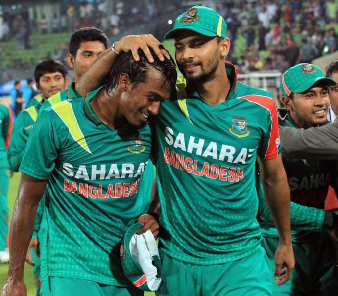 Rubel Hossain Bangladeshi Cricketer Biography & Photos