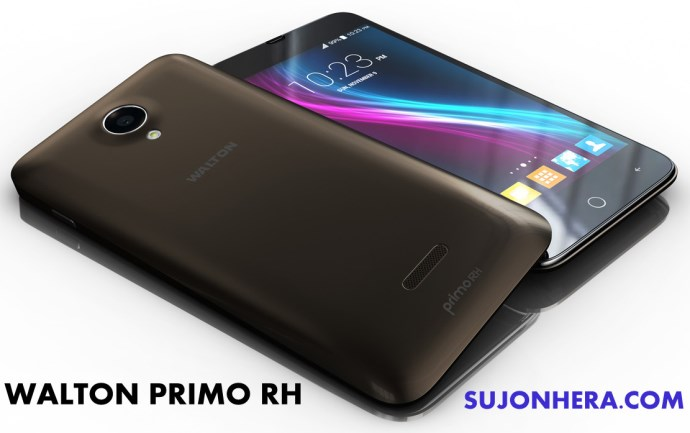 Walton Primo RH Android Phone Full Specifications & Price