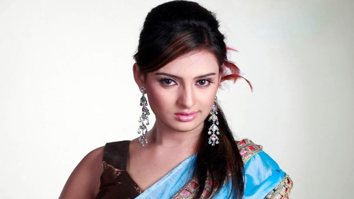 Nijhum Rubina Bangladeshi Actress HD Photo Wallpapers