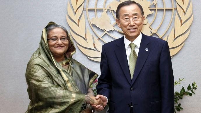 Sheikh Hasina Bangladesh Prime Minister Biography & Photo
