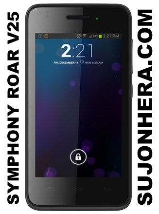 Symphony Roar V25 Full Phone Specifications & Price