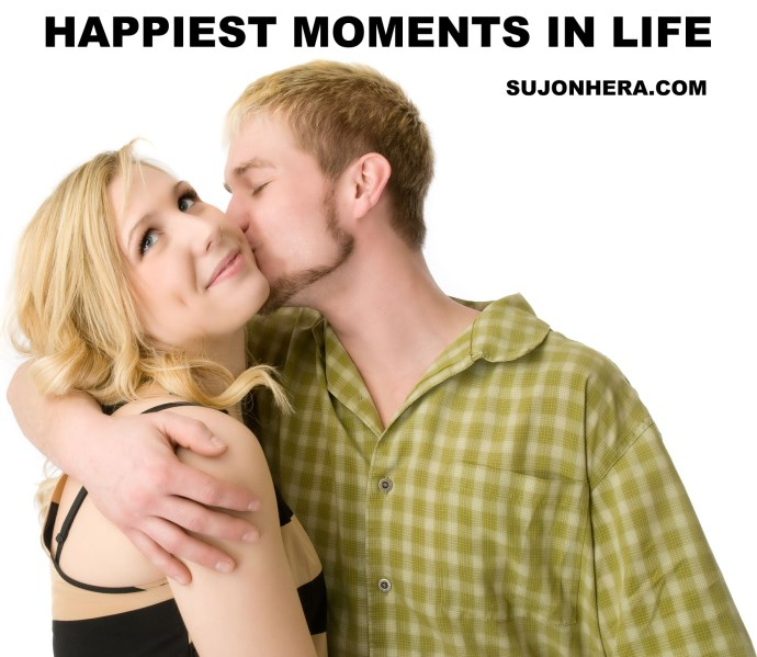 Top 10 Wonderful Moments In Every Person's Life