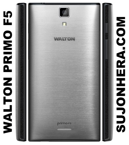 Walton Primo F5 Android Phone Full Specifications & Price