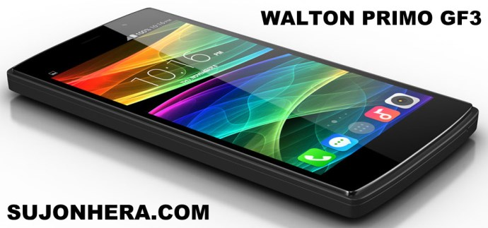 Walton Primo GF3 Android Phone Full Specifications & Price