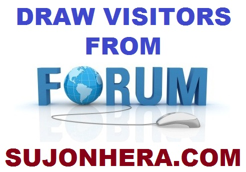 5 Tips To Draw Maximum Visitors From Any Forum